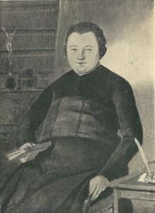 Lambertus Ignatius Geeres, pastoor van Berkenrode van 10 mei 1810 tot 7 oktober 1817 (Pastorie)