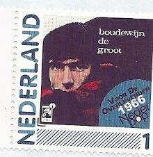 Liedzanger Boudewijn de Groot (geb. 1944)