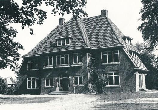 Kennemeroord op een foto uit 1939
