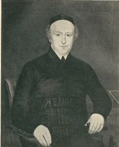 Adrianus van der Weijden, pastoor van Berkenrode van 10 september 1845 tot 20 juni 1867