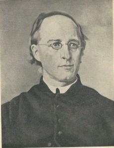 Henricus Kerlen, pastoor van Berkenrode van 2 december 1875 tot 1896 (Pastorie)