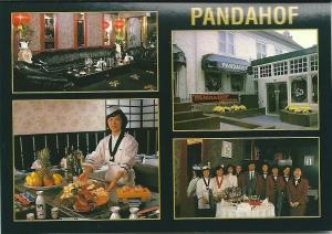 In 1991 verdween de naam 'Wapen van Heemstede' en kwam in het pand Chinees restaurant Pandahof