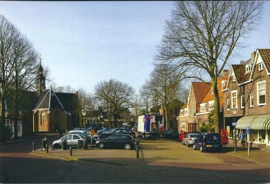 Wilhelminaplein Heemstede