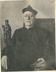 Henribus A.V. IJzermans, pastoor van Berkenrode van 24 juli 1905 tot 15 augustus 1931