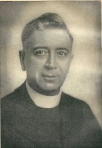 Pastoor Christianus W. van Mierlo, pastoor van Berkenrode van 1935 tot 1955