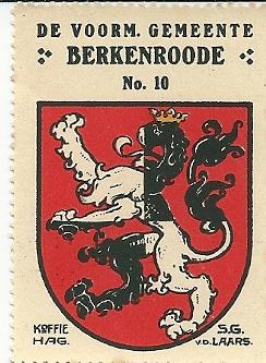 Wapen van vm. gemeente Berkenode