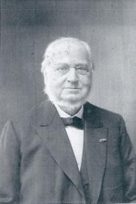 Portret van Henrich Samuel van Lennep (1832-1914)