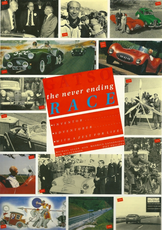 De meest uitvoerige monografie shreef Rob Wiedenhoff en verscheen in 1993: 'Gatso the never ending race'.