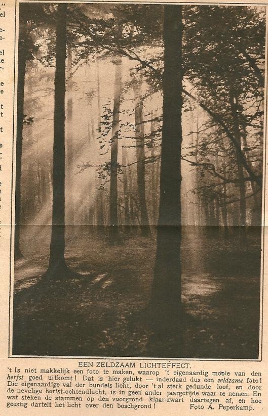 Groenendaal. Kath. Illustratie, 1920 (A.Peperkamp)