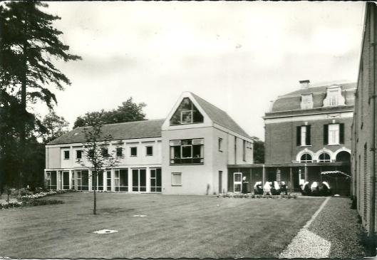 Zijaanzicht Moederhuis Zusters Augustinessen, Heemstede