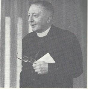 Cornelis Pauw, pastoor van Berkenrode van 1955 tot 1970