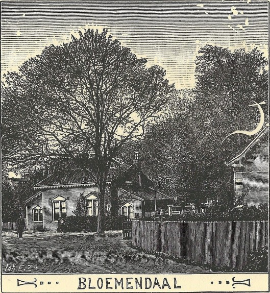 Bloemendaal. Zondagsblad, 1909