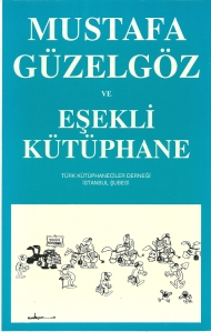 Vooromslag van een 1991 uitgegeven boek over bibliothecaris Mustafa Güzelgöz