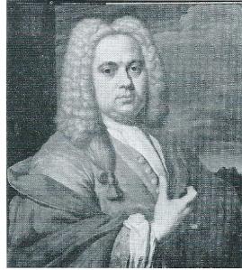 Portret van Francois Aernout Druyvesteijn door Fr.Decker