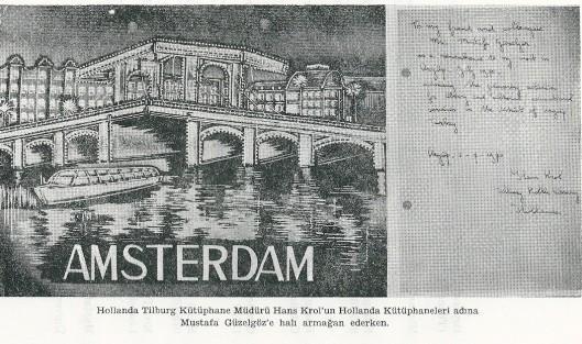 Uit het boek Mustafa Güzelgöz ve Esekli Kütüphane.