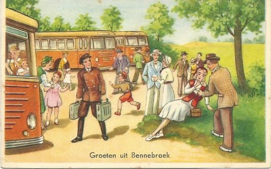 Groeten uit Bennbroek