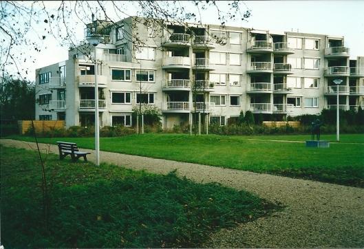 Ten noorden van Ipenrode is een luxueus appartementencomplex Résidence Beukerode gebouwd