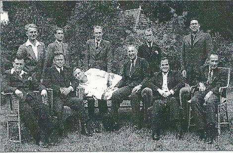 De eerste bewoners van Unicum in Huize Kennemerduin