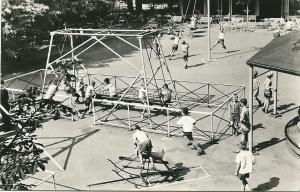 Speeltuin Groenendaal in 1959