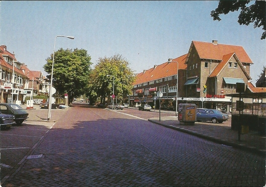 Winkelgalerij Binnenweg, circa 1990