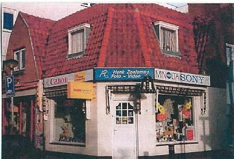 Afbeelding uit 2005 toen hier foto en video Henk Zoeteman was gevestigd