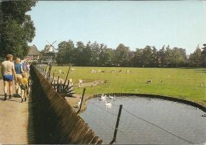 Hertenkamp Groenendaal met vijvertje