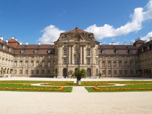 Schloss Weissenstein in Pommersfelden