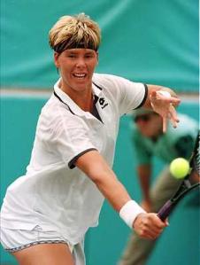 Tennister Brenda Schultz