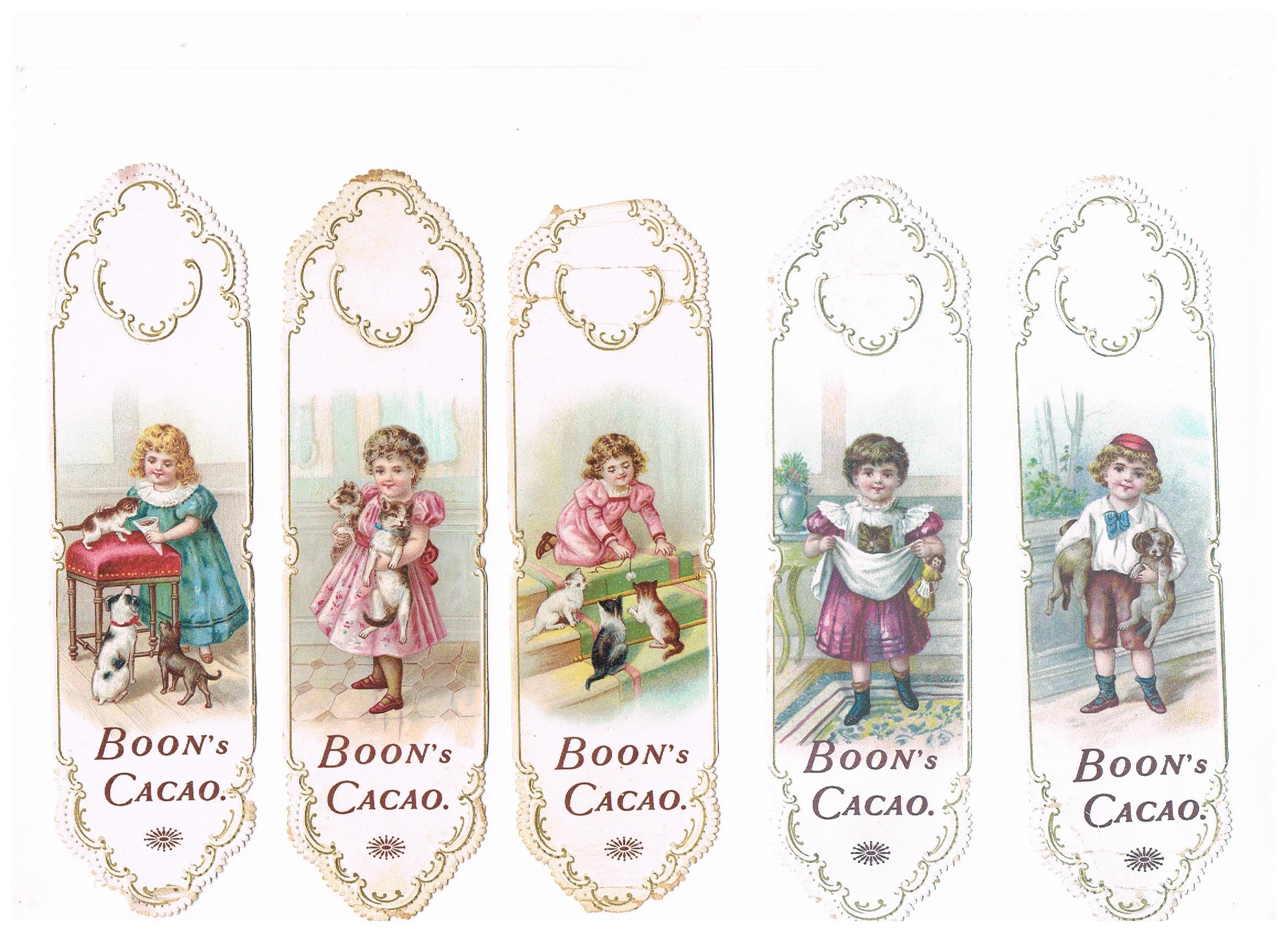 Boon. Serie A (circa 1890-circa 1900)