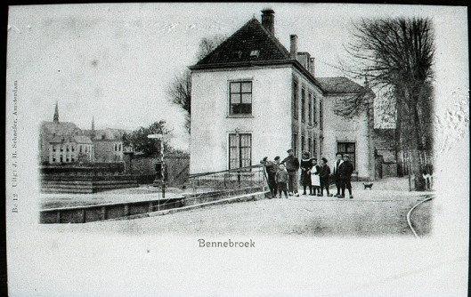Schoollaan in Bennebroek