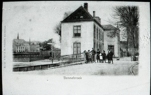 Schoollaan in Bennebroek