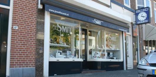 Juwelier Smit, Raadhuisstraat Heemstede