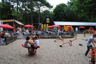 Recente foto van de speeltuin van Groenendaal
