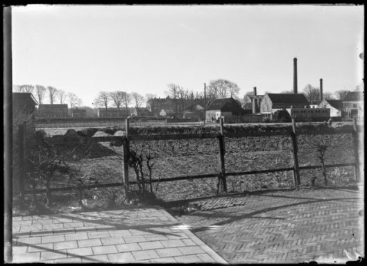 Tuinbouwgrond tussen Lindenlaan, Kastanjelaan en Jan van den Bergstraat, 1929