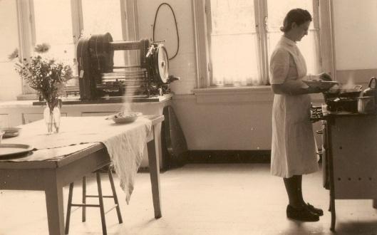 In de keuken van Stichting Unicum