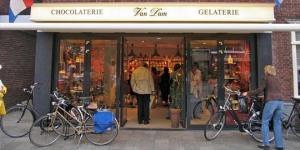 Van Dam: chocolaterie en gelaterie