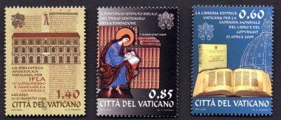 Links IFLA-postzegel van Vasricaanstad