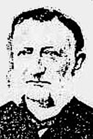 Portretje van onderwijzer-jeugdboekenschrijver Pieter Vergers (1821-1901)