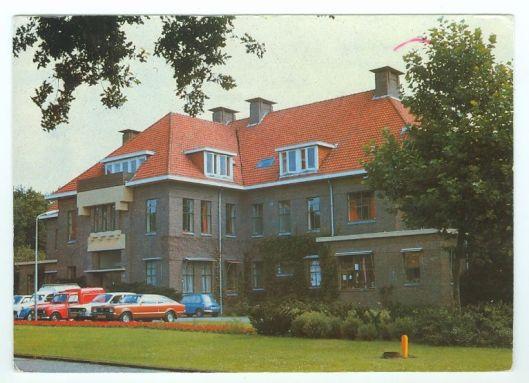 Psychiatrisch ziekenhuis Vogelenzang