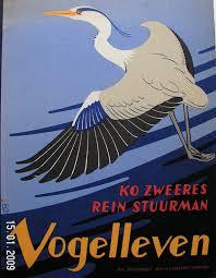 Album 'Het Vogelleven' door Ko Zweers en Rein Stuurman', een uitgave van zeepfabriek Het Klaverblad, Haarlem
