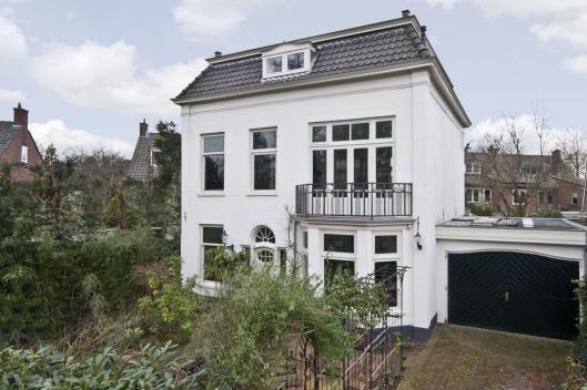 Het omstreeks 1905 gebouwde huis aan de Voorweg 7 waar de familie Verspoor woonde (foto Puur makelaars)