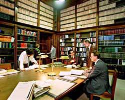 Bibliotheek van het Vredespaleis