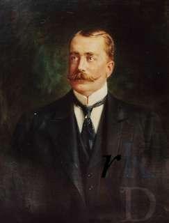 Aarnout Hendrik van Wickevoort Crommelin (1864-1912), ambachtsheer van Berkenrode, gemeentebestuurder van Heemstede en groot paardenliefhebber. Schilderij van Adolf Pirsch (foto RKD-Den haag)