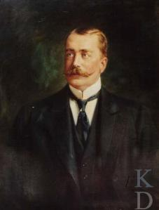 A.H.van Wickevoort Crommelin (1864-1912) (Iconografisch Bureau)