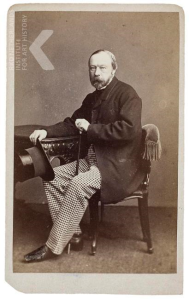 Gerrit Willink (1814-1876) (RKD, Iconografisch Bureau)