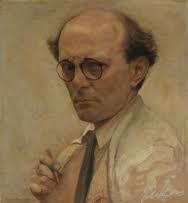 Zelfportret van George van Raemdonck