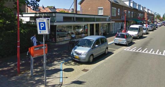 De Zwarteweg, winkelstraat bij uitstek van Bennebroek
