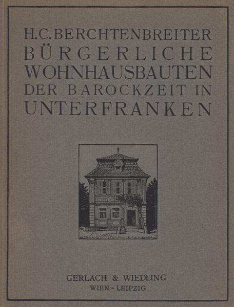 Vooromslag van boek door H.C.Berchtenbreiter