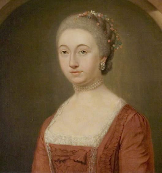 Alexander, Cosmo, 1724-1772; Mrs Thomas Hope