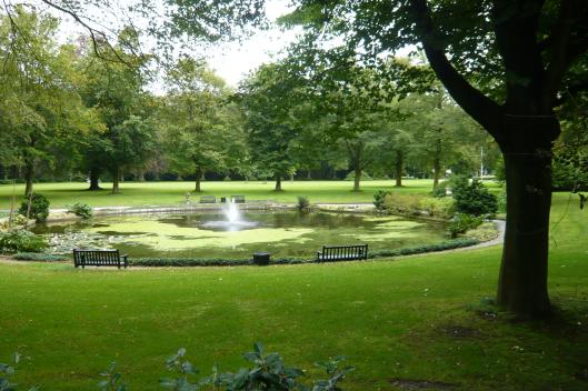 De tuin van Bosbeek